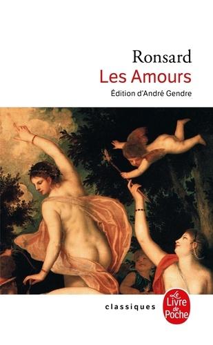 Les amours. et Les folastries. 1552-1560