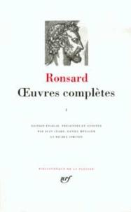 Pierre de Ronsard - Oeuvres complètes. - Tome 2.