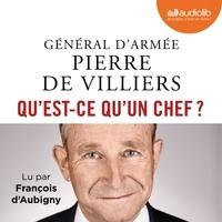 Téléchargez des ebooks pour iphone Qu'est-ce qu'un chef ? en francais par Pierre de Villiers