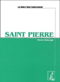 Pierre Debergé - Saint Pierre.