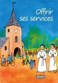 Pierre Defoux - Offrir ses services pour une meilleure célébration.