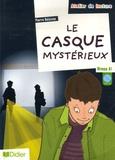 Pierre Delaisne - Le Casque mystérieux - Niveau A1. 1 CD audio