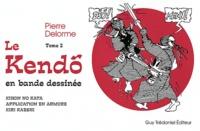 Deedr.fr Le Kendo en bande dessinée - Tome 2 Image