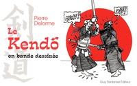 Accentsonline.fr Le Kendo en bande dessinée Image