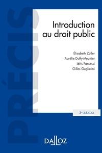 Pierre Delvolvé - Droit public de l'économie - 2e ed..