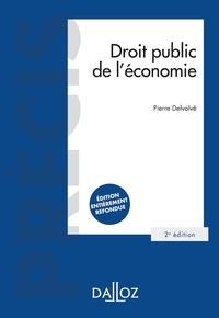 Pierre Delvolvé - Droit public de l'économie.