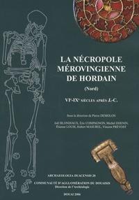 Pierre Demolon - La nécropole mérovingienne de Hordain (Nord) - VIe-IXe siècles après J-C. 1 Cédérom
