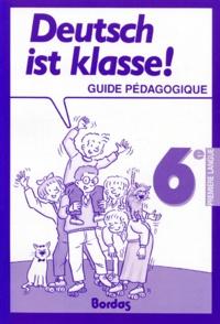 Histoiresdenlire.be ALLEMAND 6EME LV1 DEUTSCH IST KLASSE! Guide pédagogique Image