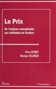 Pierre Desmet et Monique Zollinger - .