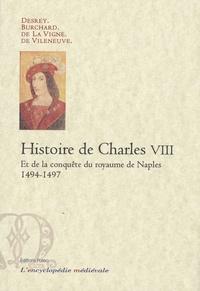 Feriasdhiver.fr Histoire de Charles VIII - Et de la conquête du royaume de Naples Image