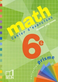 Pierre Deu - Math 6e - Cahier d'exercices.
