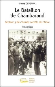 Deedr.fr Le Bataillon de Chambarand - Secteur 3 de l'Armée secrète de l'Isère Image