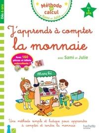 Pierre Diény - J'apprends à compter la monnaie avec Sami et Julie.