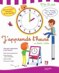 Pierre Diény - J'apprends l'heure avec Sami et Julie dès 6 ans.