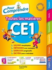 Pierre Diény et Magali Diény - Toutes les matières CE1.