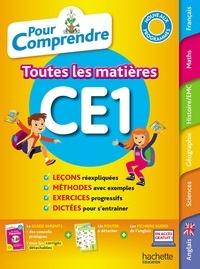 Téléchargeur de livre pour ipad Toutes les matières CE1 9782017082170 par Pierre Diény, Magali Diény, Frédérique Beau, Pauline Bodeau in French