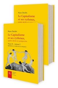 Pierre Dockès - Le capitalisme et ses rythmes, quatre siècles en perspective - Tome 2, Splendeurs et misère de la croissance, 2 volumes.