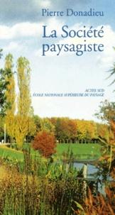 Pierre Donadieu - .