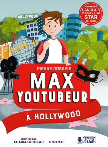 Max Youtubeur  Max Youtubeur à Hollywood