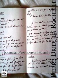 Journal d'un homme trompé - Pierre Drieu La Rochelle - 9782369550785 - 3,49 €