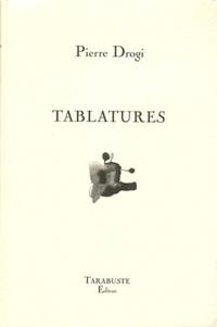 Pierre Drogi - Tablatures.
