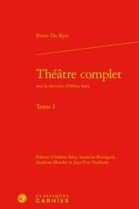 Checkpointfrance.fr Théâtre complet - Tome I Image
