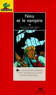 Pierre Duba et Nadine Walter - Nina et le vampire.