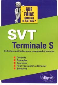 Pierre Ducamp et Frédéric Blanc - SVT Tle S - 34 fiches-méthodes pour comprendre le cours.