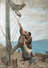 Histoiresdenlire.be Des hommes et des barques - Voiles latines du Léman Image