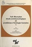 Pierre Ducos et Philippe Delannoy - Tell-Mureybet (1) : Syrie, 9e-7e millénaires - Étude archéozoologique et problèmes d'écologie humaine : les niveaux 1-17 (fouilles Van Foon) et la phase 4 (fouilles Cauvin).