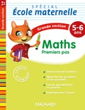 Pierre Dufayet - Maths premier pas grande section 5-6 ans.