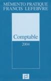 Pierre Dufils et Claude Lopater - Pack mémento comptable 2004. 1 Cédérom
