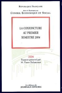 La conjoncture au premier semestre 2004.pdf