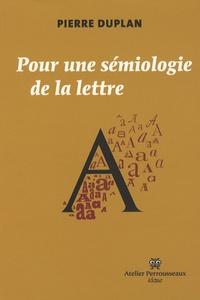 Birrascarampola.it Pour une sémiologie de la lettre Image