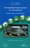 Pierre Dupriez - Entreprises roumaines en transition - Etudes de cultures organisationnelles.