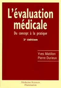 Lévaluation médicale. Du concept à la pratique, 2ème édition.pdf