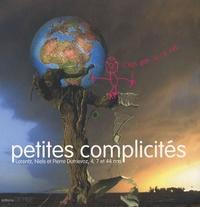 Pierre Dutrievoz - Petites complicités - Lorentz, Niels et Pierre Dutrievoz, 4, 7 et 44 ans.