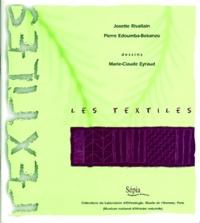 Pierre Edoumba-Bokanzo et Josette Rivallain - Les textiles - Collections du Laboratoire d'éthnologie, Musée de l'homme, Muséum national d'histoire naturelle.