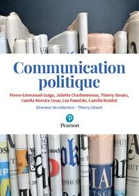 Pierre-Emmanuel Guigo et Juliette Charbonneaux - Communication politique.