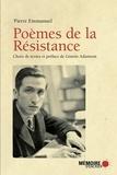 Pierre Emmanuel et  Mémoire d'encrier - Poèmes de la Résistance.
