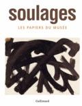 Pierre Encrevé - Soulages - Les papiers du musée.