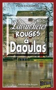 Pierre Engélibert - Lavandières rouges à Daoulas.