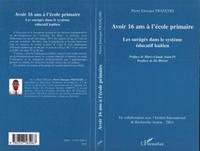 Pierre Enocque François - Avoir 16 ans à l'école primaire : les surchargés dans le système éducatif haitien.