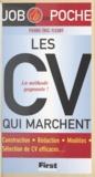 Pierre-Eric Fleury - Les CV qui marchent - La méthode gagnante !.