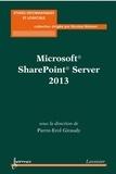 Pierre-Erol Giraudy - Microsoft SharePoint Server 2013.