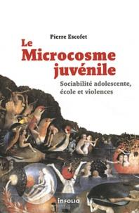 Pierre Escofet - Le Microcosme juvénile - Sociabilité adolescente, école et violences.