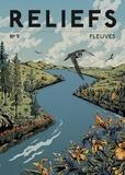 Pierre Fahys - Reliefs N° 9 : Fleuves.