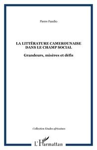 Histoiresdenlire.be La littérature camerounaise dans le champ social - Grandeurs, misères et défis Image