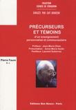Pierre Faure - Précurseurs et témoins d'un enseignement personnalisé et communautaire.