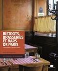 Pierre Faveton - Bistrots, brasseries et cafés de Paris.